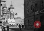 Image of church of Tyn Prague Czechoslovakia, 1946, second 4 stock footage video 65675055106