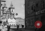 Image of church of Tyn Prague Czechoslovakia, 1946, second 6 stock footage video 65675055106