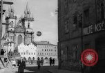 Image of church of Tyn Prague Czechoslovakia, 1946, second 7 stock footage video 65675055106