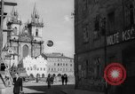 Image of church of Tyn Prague Czechoslovakia, 1946, second 8 stock footage video 65675055106