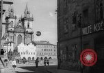 Image of church of Tyn Prague Czechoslovakia, 1946, second 10 stock footage video 65675055106