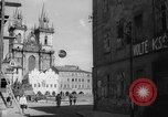 Image of church of Tyn Prague Czechoslovakia, 1946, second 11 stock footage video 65675055106