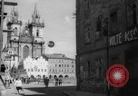 Image of church of Tyn Prague Czechoslovakia, 1946, second 12 stock footage video 65675055106