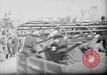 Image of repatriation of French prisoners Paris France, 1945, second 4 stock footage video 65675055110