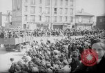 Image of repatriation of French prisoners Paris France, 1945, second 5 stock footage video 65675055110