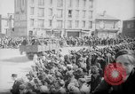 Image of repatriation of French prisoners Paris France, 1945, second 6 stock footage video 65675055110