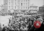 Image of repatriation of French prisoners Paris France, 1945, second 7 stock footage video 65675055110