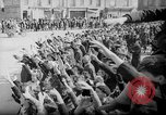 Image of repatriation of French prisoners Paris France, 1945, second 8 stock footage video 65675055110