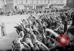 Image of repatriation of French prisoners Paris France, 1945, second 9 stock footage video 65675055110