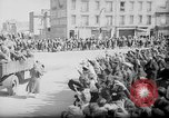 Image of repatriation of French prisoners Paris France, 1945, second 10 stock footage video 65675055110
