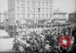 Image of repatriation of French prisoners Paris France, 1945, second 12 stock footage video 65675055110