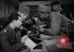 Image of repatriation of French soldiers after World War 2 France, 1945, second 7 stock footage video 65675055112