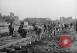 Image of German prisoners of war Warsaw Poland, 1947, second 5 stock footage video 65675055115