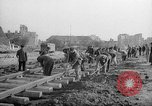 Image of German prisoners of war Warsaw Poland, 1947, second 8 stock footage video 65675055115