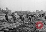 Image of German prisoners of war Warsaw Poland, 1947, second 9 stock footage video 65675055115