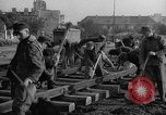 Image of German prisoners of war Warsaw Poland, 1947, second 12 stock footage video 65675055115