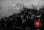 Image of Meeting on the Elbe Germany, 1945, second 1 stock footage video 65675055123