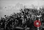 Image of Meeting on the Elbe Germany, 1945, second 2 stock footage video 65675055123