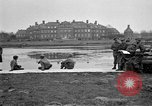 Image of Fifth Armored Division Dulmen Germany, 1945, second 5 stock footage video 65675055130