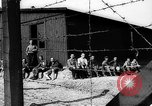 Image of concentration camp Germany, 1945, second 3 stock footage video 65675055132