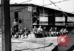 Image of concentration camp Germany, 1945, second 4 stock footage video 65675055132