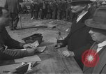 Image of Interrogation of German Civilians Schweinfurt Germany, 1945, second 10 stock footage video 65675055134