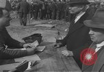 Image of Interrogation of German Civilians Schweinfurt Germany, 1945, second 12 stock footage video 65675055134
