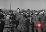 Image of German boy soldiers interrogated World War 2 Schweinfurt Germany, 1945, second 10 stock footage video 65675055135