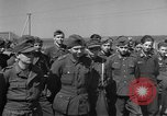 Image of German boy soldiers interrogated World War 2 Schweinfurt Germany, 1945, second 11 stock footage video 65675055135