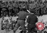 Image of Buchenwald concentration camp Germany, 1945, second 8 stock footage video 65675055138