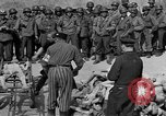 Image of Buchenwald concentration camp Germany, 1945, second 10 stock footage video 65675055138