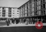 Image of collaborationists' concentration camp Drancy France, 1945, second 1 stock footage video 65675055139