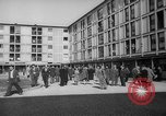 Image of collaborationists' concentration camp Drancy France, 1945, second 2 stock footage video 65675055139