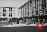Image of collaborationists' concentration camp Drancy France, 1945, second 3 stock footage video 65675055139