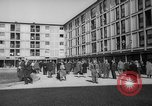 Image of collaborationists' concentration camp Drancy France, 1945, second 4 stock footage video 65675055139