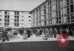 Image of collaborationists' concentration camp Drancy France, 1945, second 5 stock footage video 65675055139