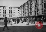 Image of collaborationists' concentration camp Drancy France, 1945, second 6 stock footage video 65675055139