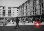 Image of collaborationists' concentration camp Drancy France, 1945, second 7 stock footage video 65675055139