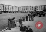 Image of collaborationists' concentration camp Drancy France, 1945, second 10 stock footage video 65675055139