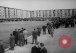 Image of collaborationists' concentration camp Drancy France, 1945, second 11 stock footage video 65675055139
