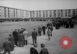 Image of collaborationists' concentration camp Drancy France, 1945, second 12 stock footage video 65675055139