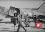 Image of repatriation of French war prisoners Paris France, 1945, second 6 stock footage video 65675055143