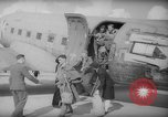 Image of repatriation of French war prisoners Paris France, 1945, second 8 stock footage video 65675055143