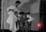 Image of hair cutting saloon Portland Oregon USA, 1931, second 12 stock footage video 65675055144