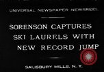 Image of Sorenson Salisbury Mills New York USA, 1931, second 1 stock footage video 65675055147