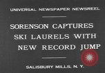 Image of Sorenson Salisbury Mills New York USA, 1931, second 7 stock footage video 65675055147