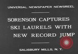 Image of Sorenson Salisbury Mills New York USA, 1931, second 9 stock footage video 65675055147