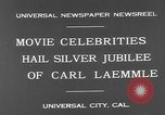Image of Carl Laemmle Los Angeles California USA, 1931, second 4 stock footage video 65675055149