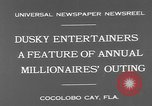 Image of wrestling Cocolobo Cay Florida USA, 1931, second 7 stock footage video 65675055150