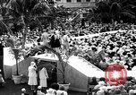 Image of fashion show Miami Beach Florida USA, 1931, second 10 stock footage video 65675055151
